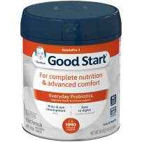 Gerber Good Start Gentle (HMO) Non-GMO Powder Infant Formula, Stage 2, 24.5 Ounces (Pack of 4)
