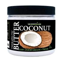 GreenIVe - 100% Pure Virgin Raw Coconut Oil - Organic - Pure - Virgin - Exclusively on Amazon (16 Ounce)