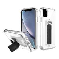 """Scooch Wingman case for The iPhone 11 Pro (5.8"""" Screen) (Clear)"""