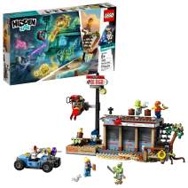 LEGO Hidden Side Shrimp Shack Attack 70422 Augmented Reality (AR) Building Set with Ghost Minifigures and Toy Car for Ghost Hunting, Tech Toy for Boys and Girls (579 Pieces)