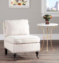 Safavieh Mercer Collection Ally Beige Club Chair