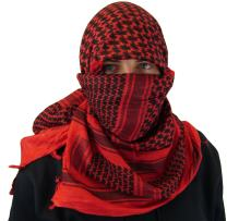 Maddog Shemagh Tactical Desert Scarf Paintball Airsoft