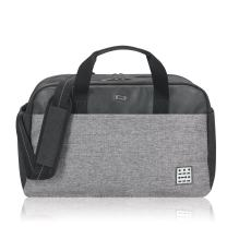 Solo New York Impulse 17.3 Inch Laptop Duffel, Black/Grey