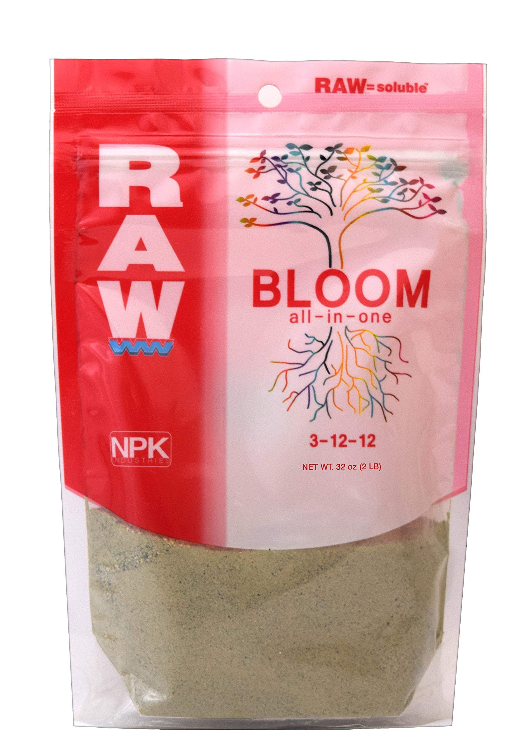 RAW All in One Bloom (2 lb)