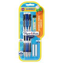 Paper Mate 56047PP  Clearpoint 0.7mm Mechanical Pencil Starter Set, Assorted Colors