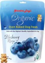 Grandma Lucy's Organic Oven Baked Dog Treats