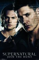 """Trends International Wall Poster Supernatural-Brothers, 22.375"""" x 34"""""""