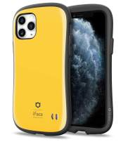 iFace First Class Series iPhone 11 Pro Case – Cute Dual Layer [TPU and Polycarbonate] Hybrid Shockproof Protective Cover for Women [Drop Tested] - Yellow