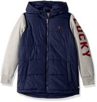 Lucky Brand Big Boys' Outerwear, Liam