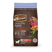 Merrick Puppy Grain Free with Real Meat + Sweet Potato Dry Dog Food