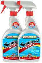 I Must Garden Squirrel Repellent [2 Pack] - Protects Vehicles, Plants, Decking, Furniture - 32oz Ready to Use