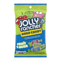 JOLLY RANCHER Fruit N' Sour, Hard Candy - Individually Wrapped, 6.5 Ounce (Pack of 12)