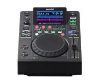 "Gemini MDJ Series MDJ-500 Professional Audio DJ Media Player with 4.3-Inch Full Color Display Screen, 5"" Jog Wheel, and Programmable Hot Cues"
