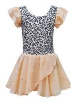 Kids4ever Ballerina Outfit for Girls Leotard Ballet Dress Mermaid Unicorn Ballet Tutu Gymnastics Leotards for Girls