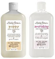 Bobbi Panter Natural Puppy Dog Shampoo and Nourishing Conditioner