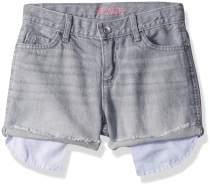The Children's Place Big Girls' Slim Denim Shorts
