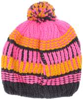 LEGO Wear Kids' Fleece-Lined Knitted Snow Beanie with Pom Pom