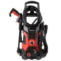 Pressure Washer Electric Powered 1500 PSI By Stalwart (Power Washer For Cleaning Driveways, Patios, Decks, Cars and More)