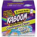 3-Pack Refill – Kaboom Scrub Free! Continuous Clean with OxiClean