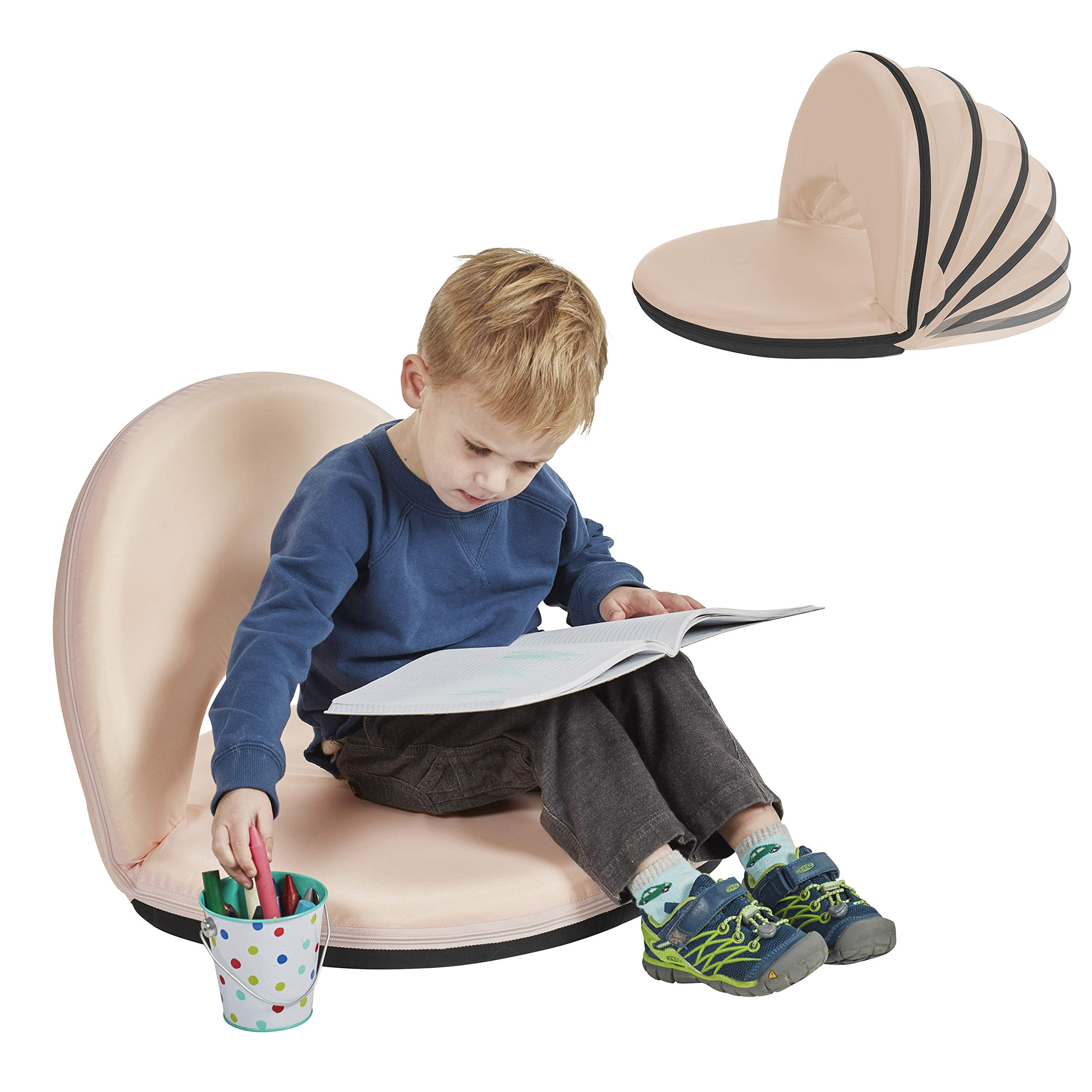Ecr4kids Spectator Floor Chair With