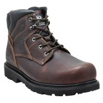 "King Rocks 6"" Oil and Acid Resistant Steel Toe Work Boot"