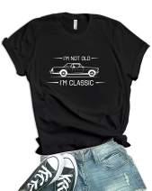 Womens Vintage T Shirts - 80s & 90s Classic Graphic Retro Tshirts