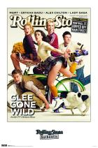 "Trends International Rolling Stone Magazine - Glee 10, 22.375"" x 34"", Premium Unframed"