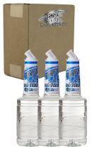 Finest Call Premium Bar / Sugar Syrup Mix LITE, 1 Liter Bottle (33.8 Fl Oz), Pack of 3