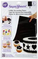 Wilton 710-2961 Sugar Sheet, Black