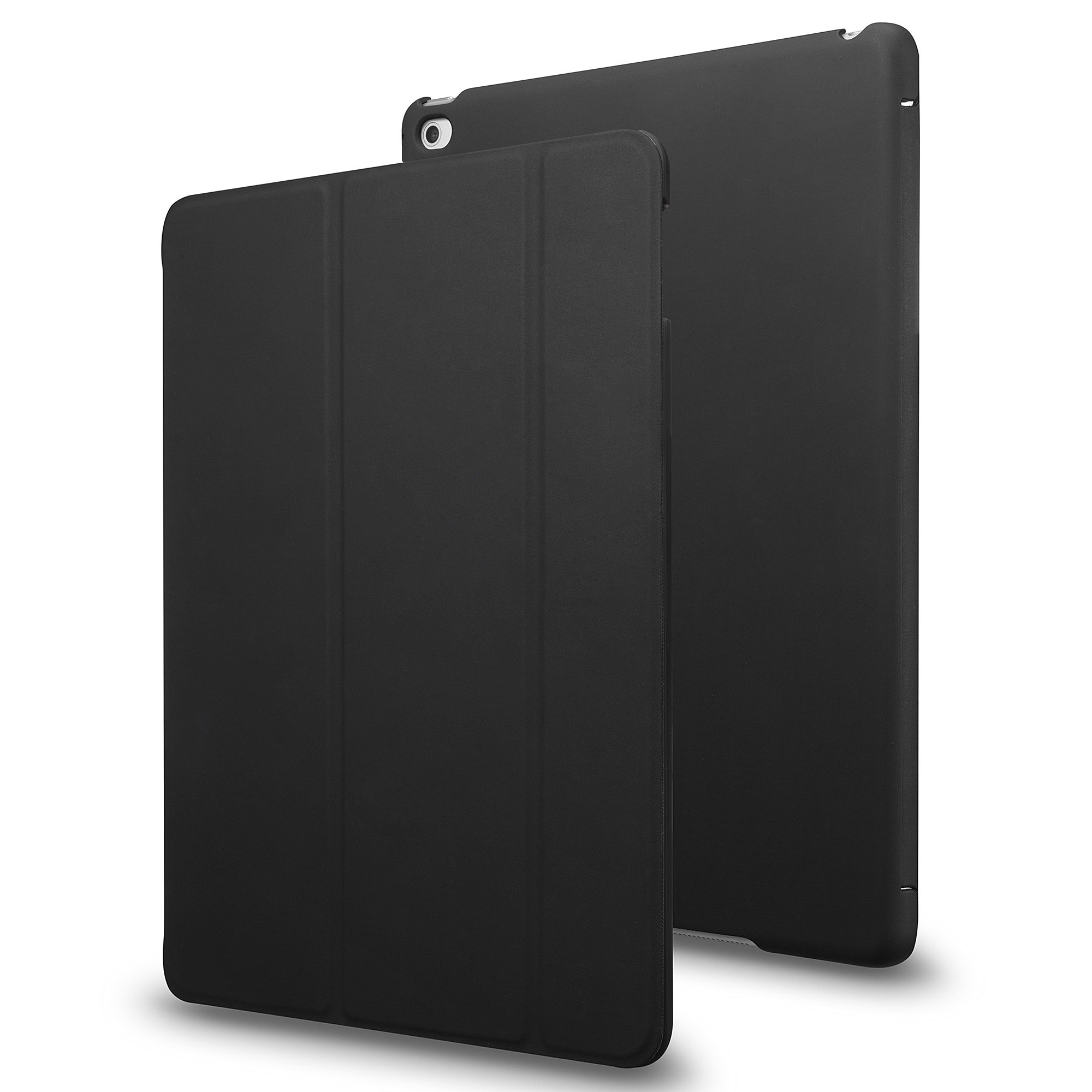 iPad Pro case, INVELLOP Black [Slim Fit] Case Cover for Apple iPad Pro 9.7 (2016 Release) (Fits ONLY 9.7 inch iPad Pro) (Black)