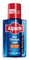Alpecin After Shampoo Liquid, 6.76 fl oz, Caffeine Scalp Tonic to Energize Hair and Scalp, Promote Natural Hair Growth with Caffeine and Castor Oil