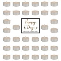 """DII Highly Scented Tealight Candle, 1.5"""" x 0.63"""""""