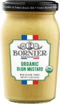 BORNIER Original Organic Dijon Mustard, 7.4 Ounce