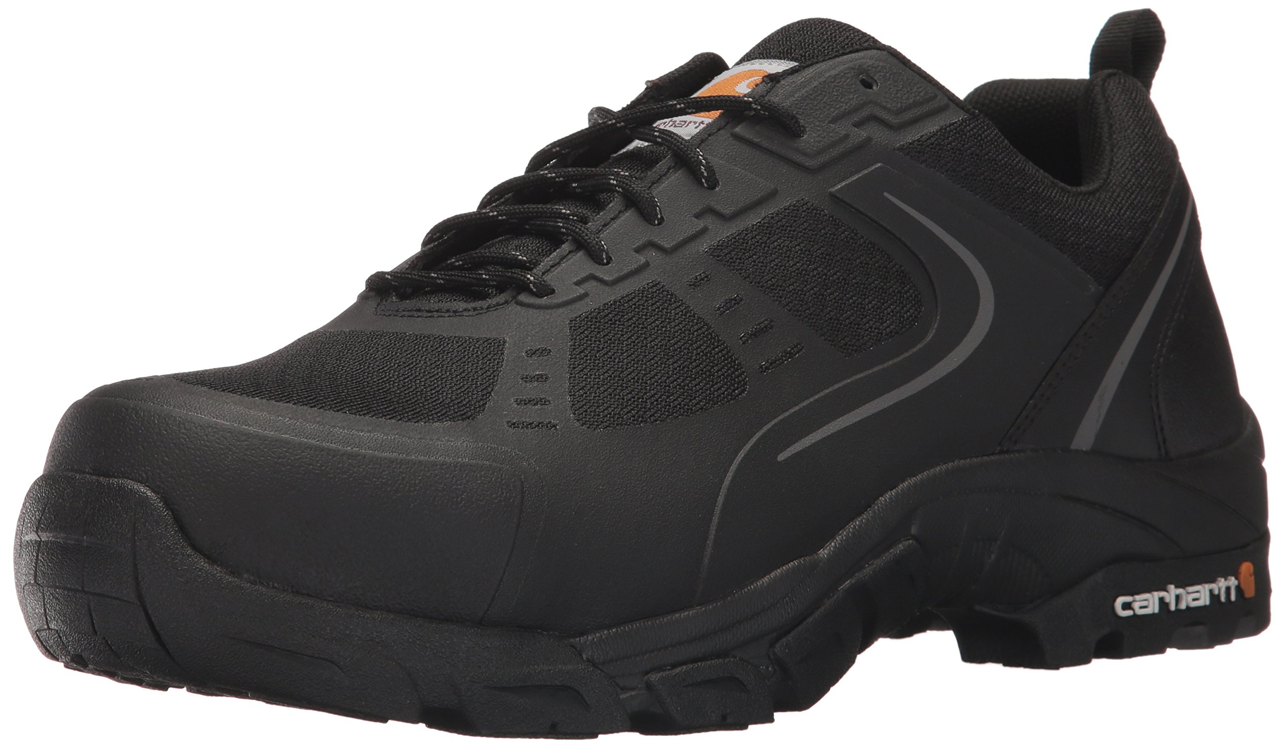 Carhartt Men's Oxford Black Lightweight Hiker SteelToe CMO3251 Industrial Boot