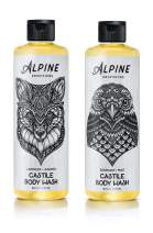 Alpine Provisions, Organic Castile Body Wash Variety Pack, Lavender + Juniper and Rosemary + Mint, Biodegradable, Vegan, 16 fl oz, Pack of 2