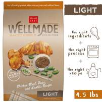 Cloud Star WellMade Light Calorie, Grain Free Baked Kibble Dog Food, Quality Protein & Gluten Free