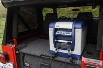 ARB Portable Fridge Freezer 37 Quarts Electric Powered 12V/110V For Car, Boat, Truck, SUV, RV, Home Classic Series I (37 Quart)