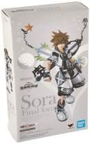 TAMASHII NATIONS Bandai S.H. Figuarts Sora (Final Form) Kingdom Hearts II Action Figure