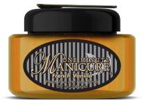 One Minute Manicure – Moisturizing Salt Scrub – 13 oz – Professionally Formulated To Exfoliate, Recondition & Moisturize Skin – Enhanced With Botanical Oils & Natural Sea Salts (French Vanilla)