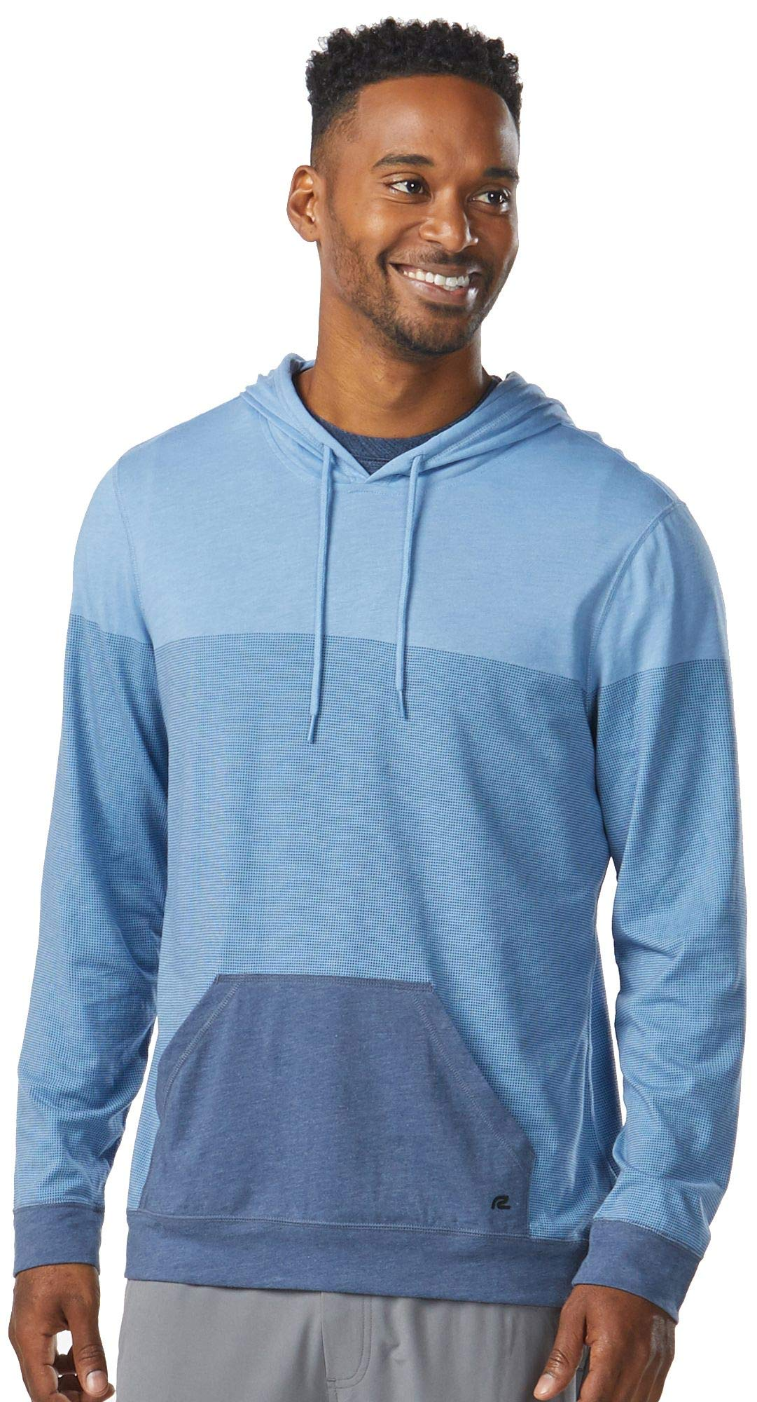 R-Gear Men's Pullover Hoodie Sweatshirt for Running, Exercise, Casual | Element
