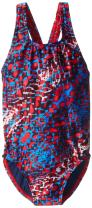 Speedo Big Girls' Shatter Skin Youth Superpro Swimsuit