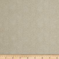 Maywood Studio Woolies Flannel Herringbone Fabric, Cream, Fabric By The Yard
