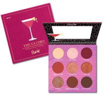 RUDE Cocktail Party 9 Color Eyeshadow Palette - The Cosmo