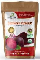 Beetroot Powder Organic 100% Natural Supplement 4oz by Royal Life Essentials   Beet Juice Powder, Rich in Glutamine, Vitamins C, A & B6   Antioxidants & Anti-Inflammatory Properties for Immune Support