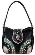 Montana West - Western Concealed Carry Hobo Shoulder Bag
