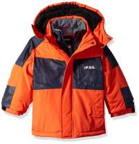 LONDON FOG Boys' Little Mid-Length Winter Coat Jacket