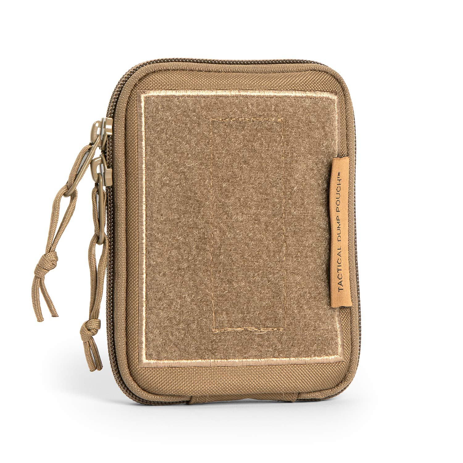 TBG - Dirty Diaper Dump Pouch for Tactical Diaper Bag - Removable & Washable (Coyote Brown)