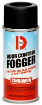 Big D 342 Odor Control Fogger, Cinnamon Fragrance, 5 oz (Pack of 12) - Kills odors from fire, flood, decomposition, skunk, cigarettes, musty smells - Ideal for use in cars, property management, hotels