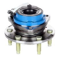 ECCPP Wheel Hub and Bearing Assembly Rear 512243 fit Replacement for2004-2010 Cadillac SRX 6 Lugs Wheel Bearing Hubs with ABS 1 pcs