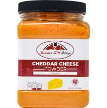 Cheddar Cheese Powder by Hoosier Hill Farm, 1 lb